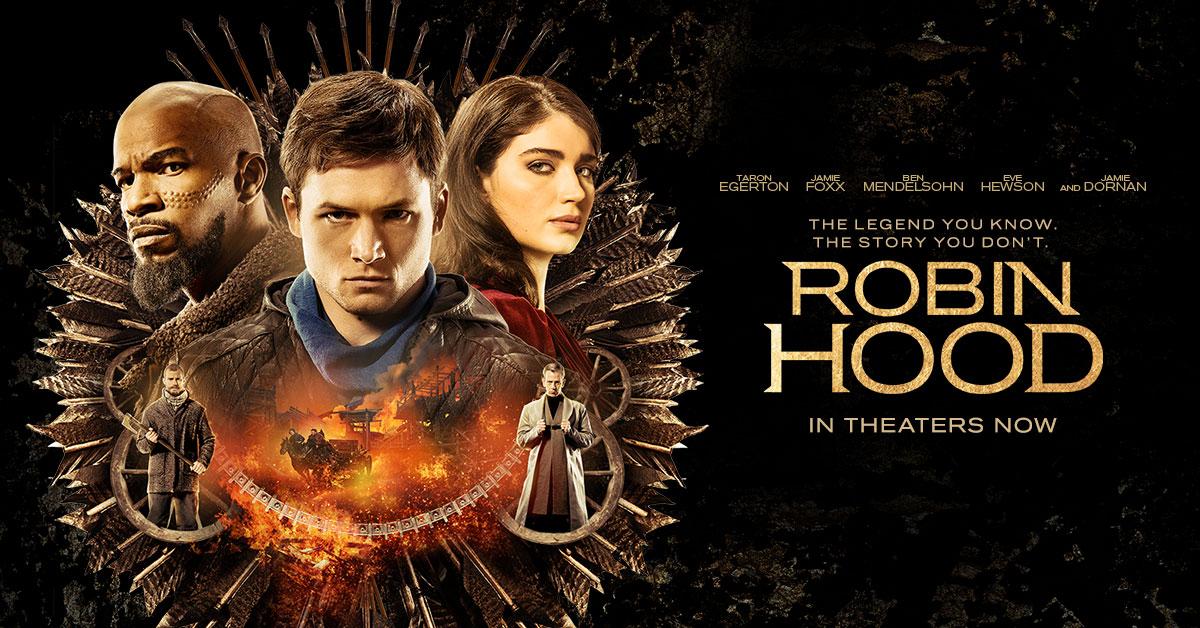 Familinia - Robin Hood (2018)