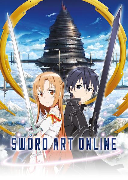 Anime Terbaik Sword Art Online