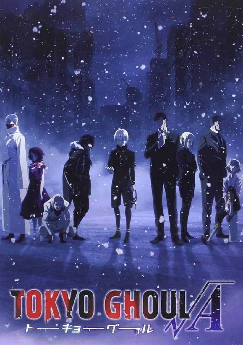 Anime Terbaik Tokyo Ghoul
