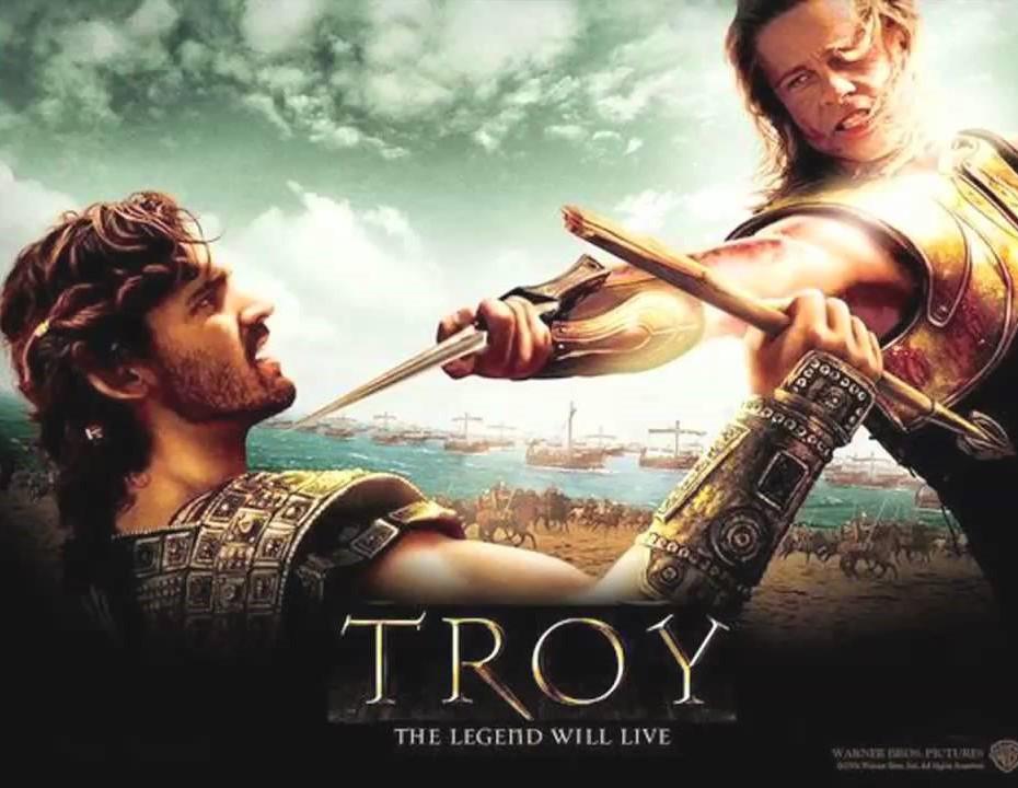 Film Kolosal Terbaik - Troy (2004)