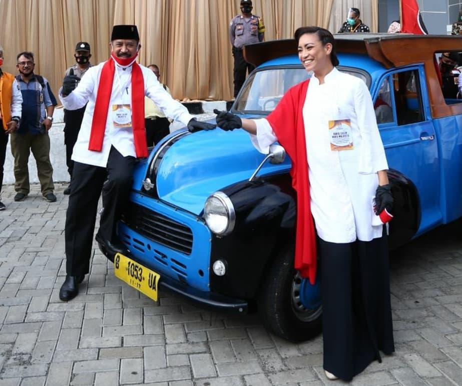 Rahayu Saraswati Djojohadikusumo keponakan prabowo partai gerindra wakil ketua