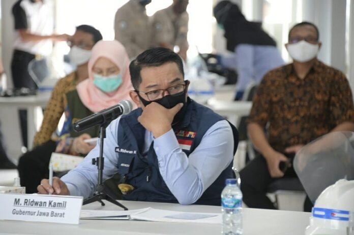 Ridwan Kamil psbm bogor depok bekasi