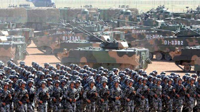 Cina Bangun Pangkalan Militer di Indonesia