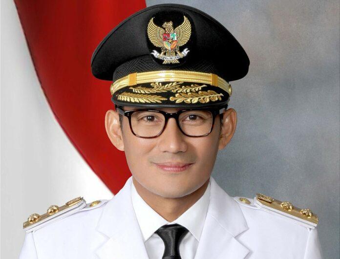 Sandiaga Uno Bobby Nasution